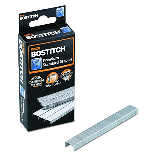Bostitch SBS1914CP Standard Staples, 1/4