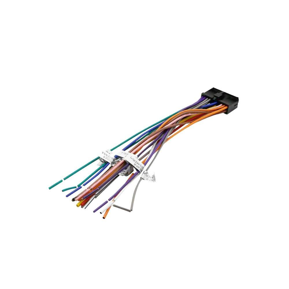 for Pyle Models: Plrvst300, Plrvst400 ISO Connector Harness