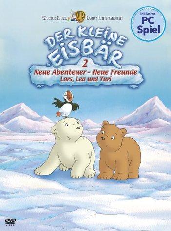 Der Kleine Eisbar Neue Abenteuer Neue Freunde 2 Lars Lea Und Yuri Amazon De Thilo Graf Rothkirch Dvd Blu Ray
