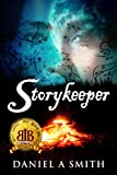 Front cover for the book Storykeeper by Daniel A. Smith
