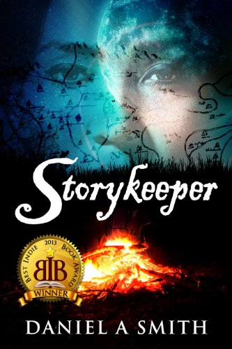 Book: Storykeeper (Nine-Rivers Valley) by Daniel A. Smith