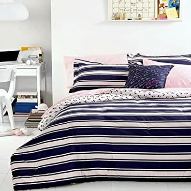 Tommy Hilfiger Dorset Full Queen Comforter Set Shoes Handbags
