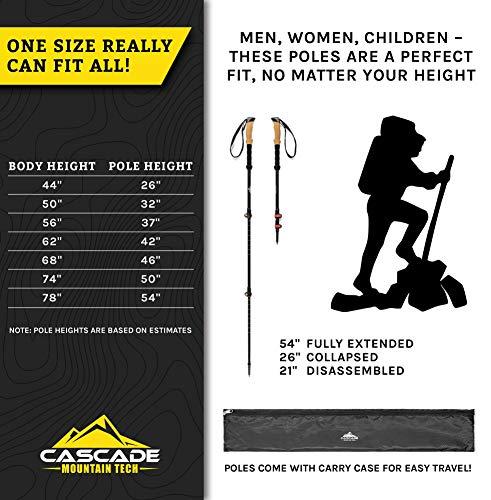 Cascade-Mountain-Tech-Aluminum-Adjustable-Trekking-Poles-Lightweight-Quick-Lock-Walking-Or-Hiking-Stick-1-Set-2-Poles-6