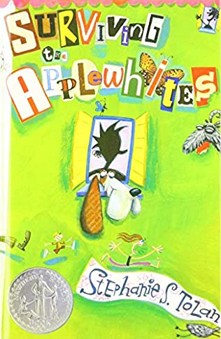 book cover of Surviving the Applewhites