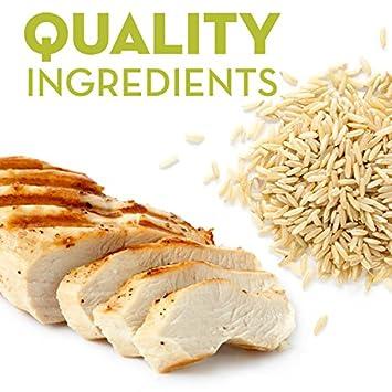 AvoDerm Natural Dry Wet Dog Food, for Skin Coat, Chicken Rice Formula