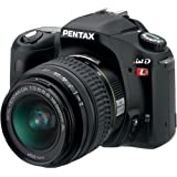 PentaxistDL 6.1MP Digital SLR Camera with DA 18-55mm f3.5-5.6 AL Digital SLR Lens