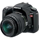 PentaxistDL 6.1MP Digital SLR Camera with DA 18-55mm f3.5-5.6 AL Digital SLR Lens