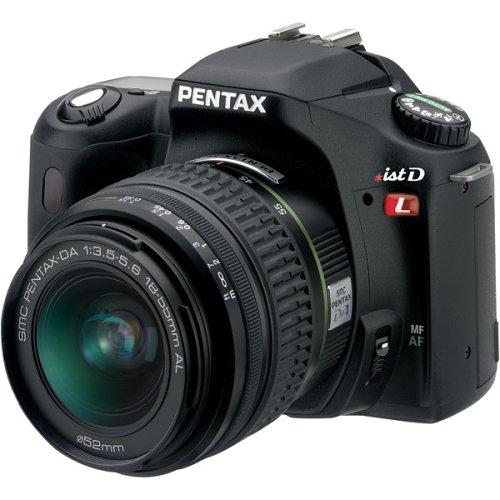 (PentaxistDL 6.1MP Digital SLR Camera with DA 18-55mm f3.5-5.6 AL Digital SLR Lens)