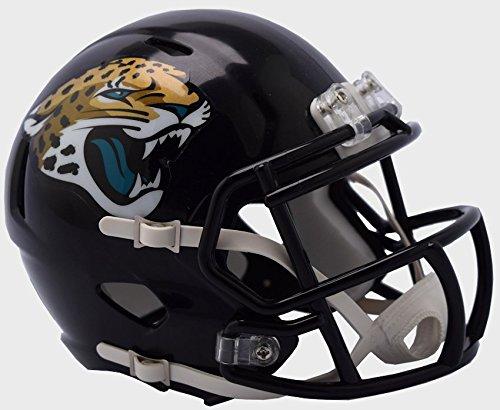 Jacksonville Jaguars Revolution - Riddell Mini Football Helmet NFL Speed Jacksonville Jaguars