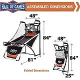 Hall of Games 2 Player Arcade Basketball