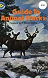 img - for Guide to Animal Tracks book / textbook / text book