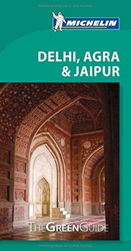 - Michelin Green Guide Delhi, Agra, and Jaipur