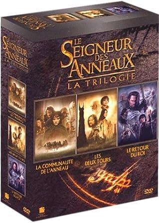 ordre prix de liquidation vente à bas prix Le Seigneur des Anneaux : La Trilogie - La Communauté de l ...