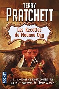 Les Recettes de Nounou Ogg par Terry Pratchett