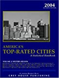 America's Top Rated Cities 2004: A Statistical Handbook: Western Region (America's Top Rated Cities: a Statistical Handbook: Western Region)
