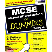 McSe Windows Nt Workstation 4 for Dummies: Training Kit
