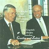 Goethe und Zelter, 2 Audio-CDs