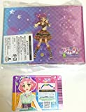 Aikatsu! Official Shop Limited bromide folder + lollipop Katyusha 15PN-010 Powa2XPuRiRiN Arisugawa maiden Kitaooji cherry Kamiya Shion Powapowa Puririn Powapuri eye cutlet shop goods bromide case