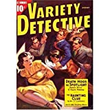 Variety Detective Magazine - August 1938, Ralph Powers, 1597980544