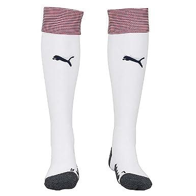 d35f7acbfc4 Puma 2018-2019 Arsenal Home Football Socks  Amazon.co.uk  Clothing