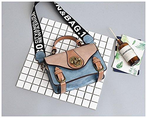 Diagonale Petit Ins Bag Serrure Femelle POPO Croix Sac étudiant nbsp;Cadeau Super Rétro A nbsp; Judy JUSTYOU feu Sac épaule Sac 2018 nbsp; xIw8vwqFA