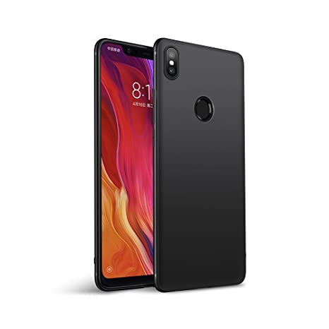 competitive price f2858 77689 Xiaomi Mi 8 Case, Ollwion Resilient Shock Absorption and Ultra Thin Design  for Xiaomi Mi 8 Case, Scratch Resistant Full Body Protection Premium Black  ...