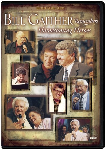 Price comparison product image Bill Gaither Remembers Homecoming Heroes