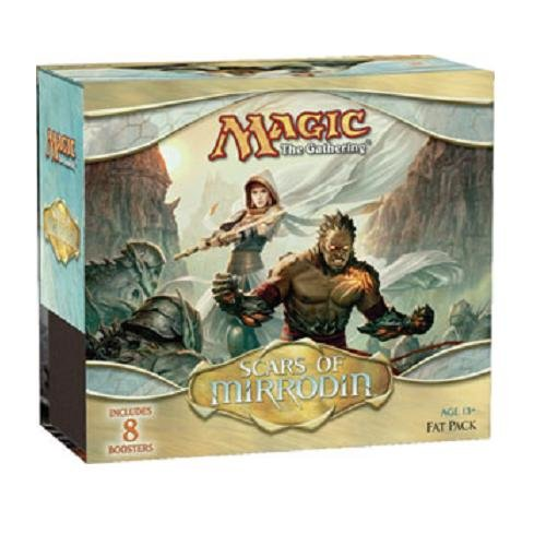 Magic the Gathering - MTG: Scars of Mirrodin - Fat Pack by Magic: the Gathering