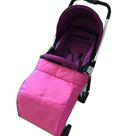 300D paño y algodón cálido para cochecito de bebé o silla de ...