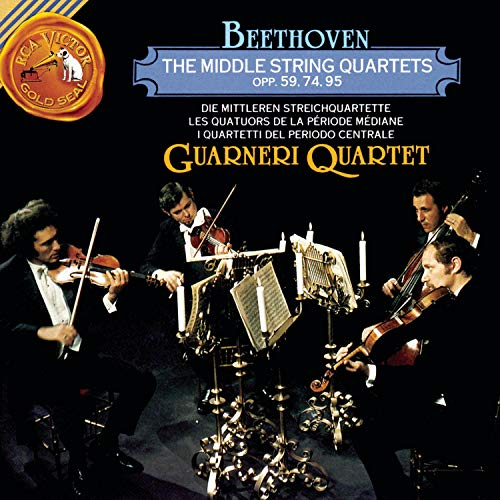 Beethoven: The Middle String Quartets