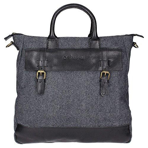 Napapijri Sac Sac Femme Dark Grey Shopper N5D04 Elg Mel