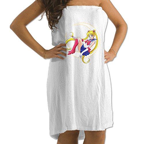 [Sailor Moon Crystal Beach Towel Adult Unisex] (Sailor Moon Sailor Jupiter Wig Adult)