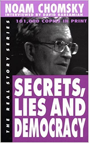 Amazon com: Secrets, Lies and Democracy (The Real Story