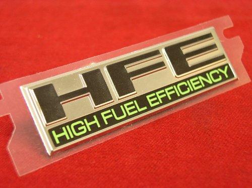 DODGE CHRYSLER JEEP HFE HIGH FUEL EFFICIENCY EMBLEM NAMEPLATE BADGE LOGO MOPAR ()