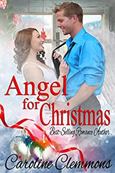 Angel For Christmas by [Clemmons, Caroline]