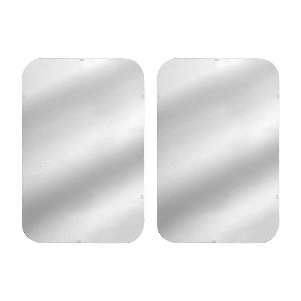 iStary Chat Planche à Gratter Griffoirs pour Chats Couch Garde Chat Anti-Rayures Protecteur Canapé Meubles Griffant Porte Canapé Garde (47 * 15CM/ 2 PCS)