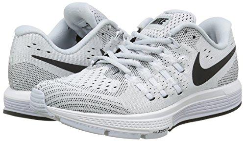 Mujer Wmns Vomero white Black Zoom Para Plateado De Nike Zapatillas Running 11 Air Platinum pure zqZxWwfd