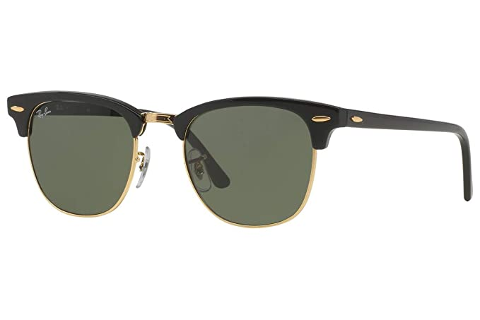 Ray-Ban RB3016 Clubmaster Classic Unisex Sunglasses