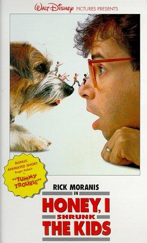 Honey, I Shrunk the Kids [VHS]