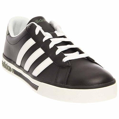 c396e09b64a7 Adidas Men s NEO SE Daily Team Sneakers Black White 10  Amazon.ca ...