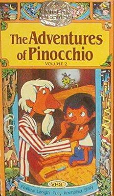 The Adventures of Pinocchio Vol. 2 -