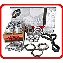Engine Rebuild Overhaul Kit FITS: 1996-2000 Honda Civic Del Sol VTEC 1.6L DOHC B16A B16A2