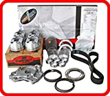 Engine Rebuild Overhaul Kit FITS: 1996-2000 Honda Civic Del Sol VTEC 1.6L SOHC L4 16v D16Y8