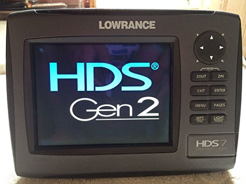 "Lowrance hds7 Hds-7 gen2 insight Fish finder ""Head unit only"" 100% in working condition Fish Finders And Other Electronics LOWRANCE"