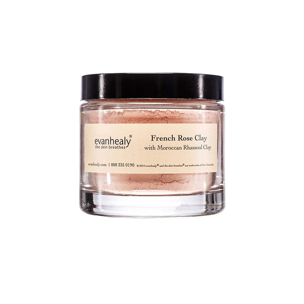Evan Healy, Clay French Rose, 2.1 Ounce