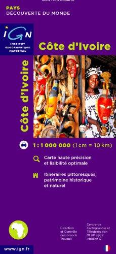 IGN MONDE : CÔTE D'IVOIRE - IVORY COAST