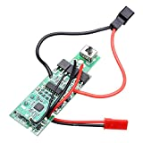 HITSAN KD-Summit S600/610 RC Car Parts Receiver Circuit Board One Piece