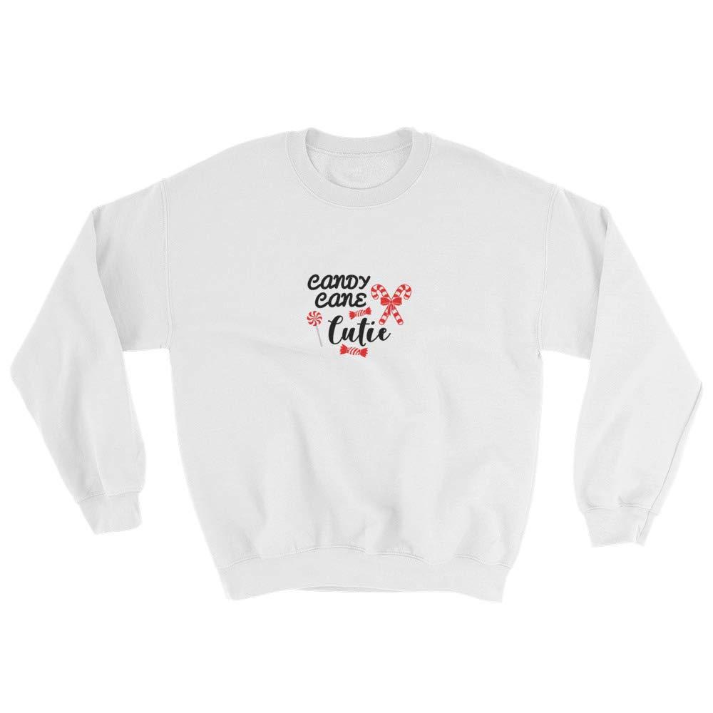 Cheeky Apparel Candy Cane Cutie Christmas Sweatshirt