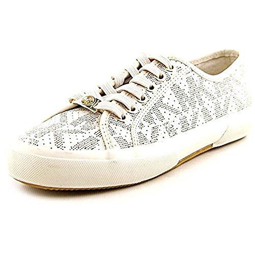 Michael Michael Kors Boerum Sneaker Women US 8.5 Ivory - Tennis Kors Michael