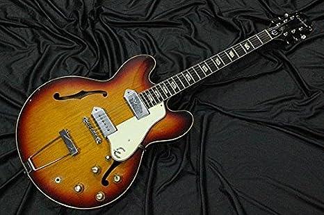 Used e230td Epiphone Casino guitarra eléctrica de 1966: Amazon.es: Instrumentos musicales